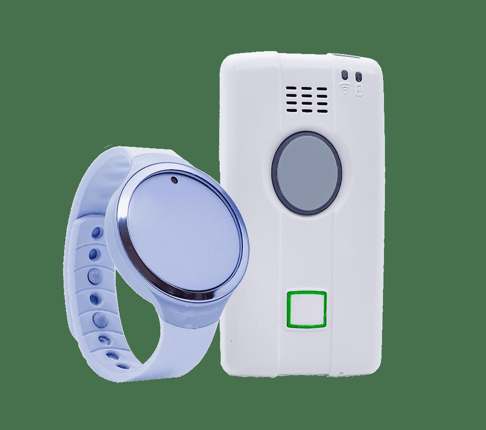 Premier Wrist Band + Handheld Device