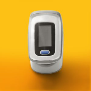 ecg oximeter to check vitals at home