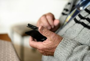 Seniors - avoid a financial scam